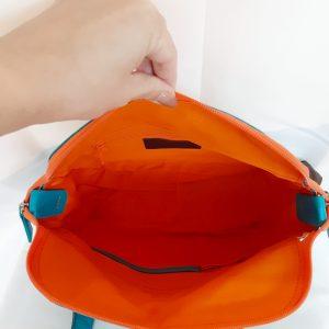 ソフト牛革ショルダーバッグのイメージ